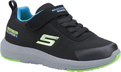 Skechers Dynamic Tread Hydrode Childrens Sports Black